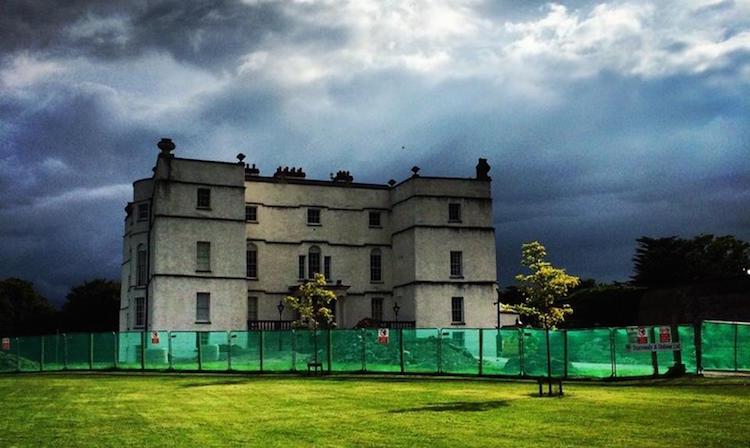 Rathfarnham Castle in Dublin