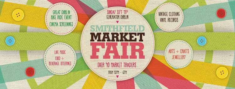 Smithfield Market Fair September 2015