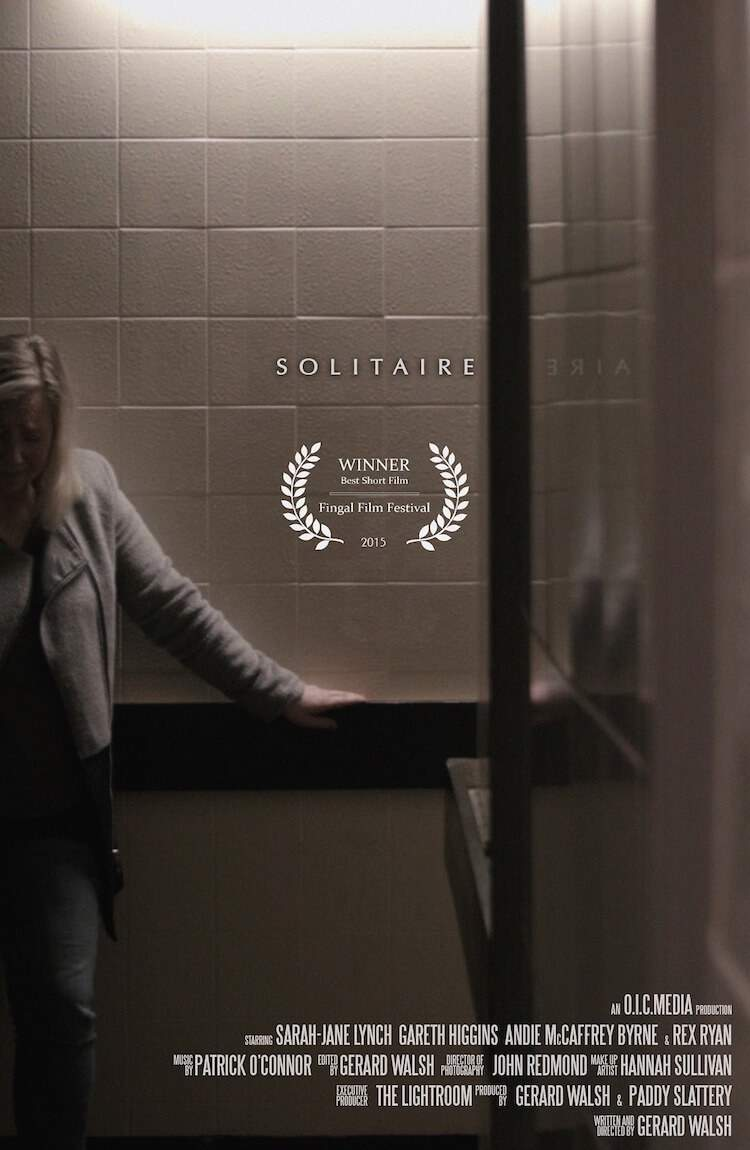Solitaire movie poster