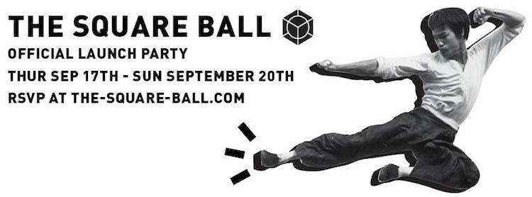 The Square Ball official launch