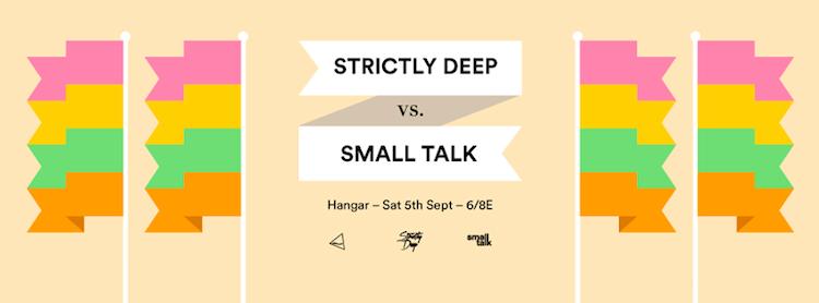 Strictly Deep @ Hangar