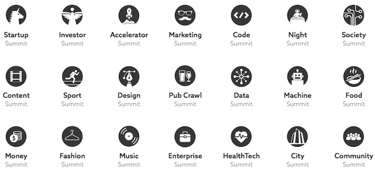 Web Summit summits 2015