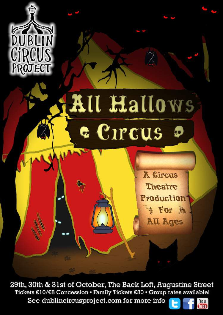All Hallows Circus in Dublin