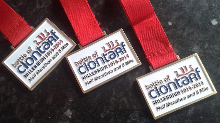 Clontarf medals 2014