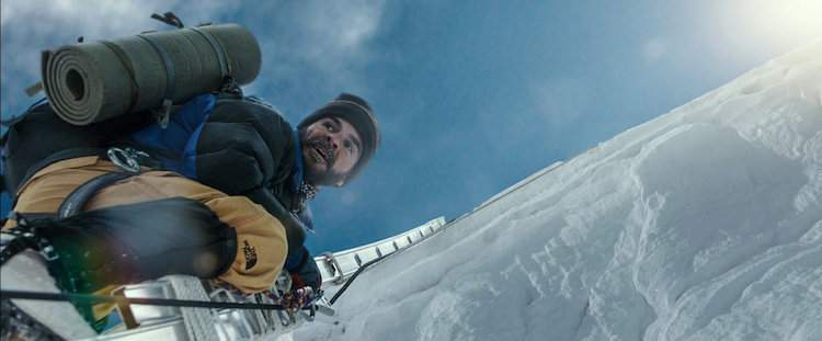 Michael Kelly in Everest © Universal Pictures