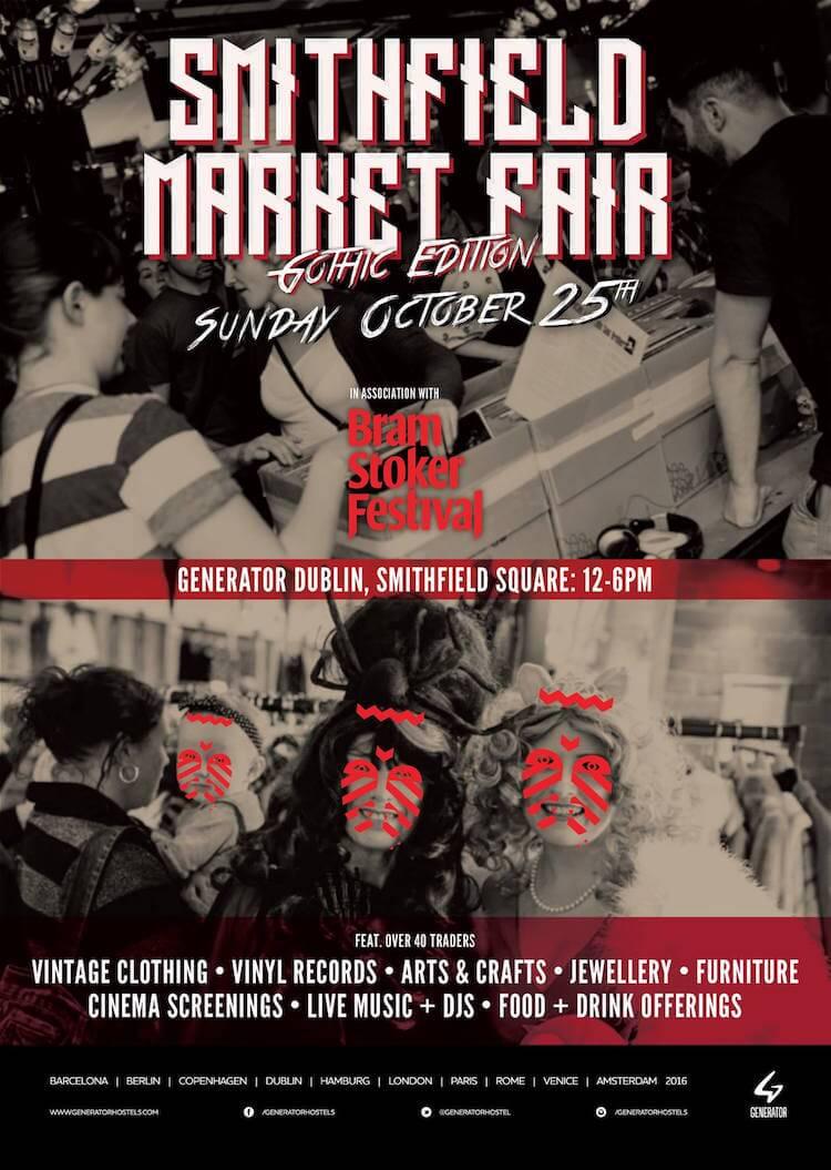 Smithfield Market Fair Oct 2015