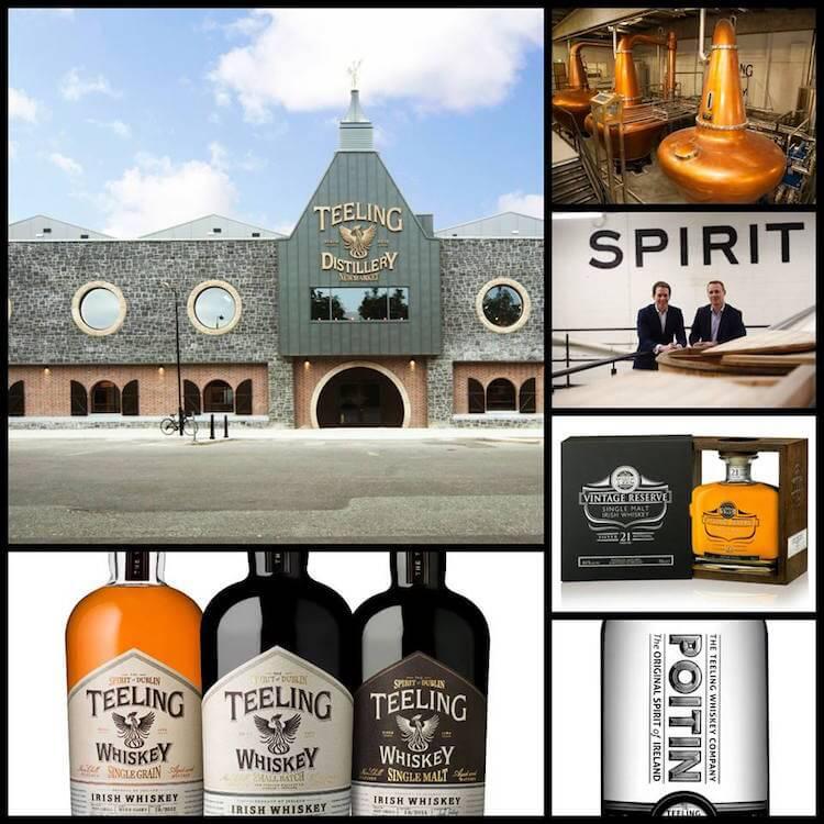Teelings Whiskey Dublin