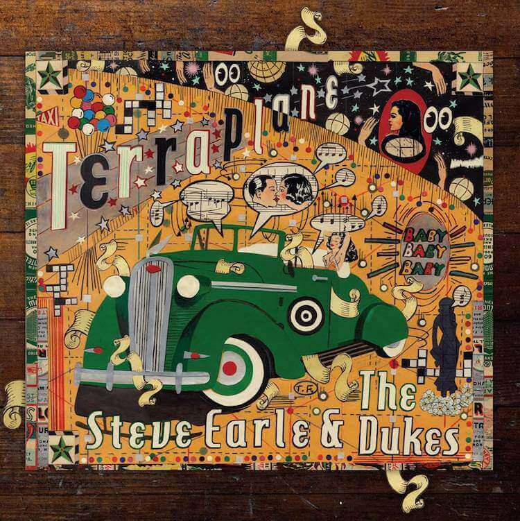 Terraplane by Steve Earle & The Dukes