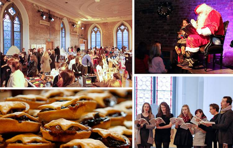 Smock Alley Christmas Fayre 2014