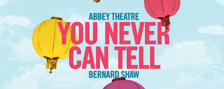 You Can Never Tell @ Abbey banner