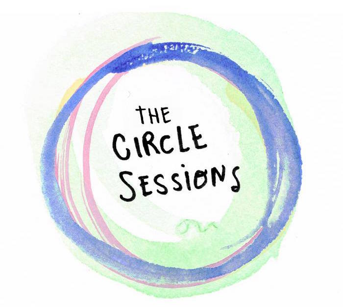 The Circle Sessions logo