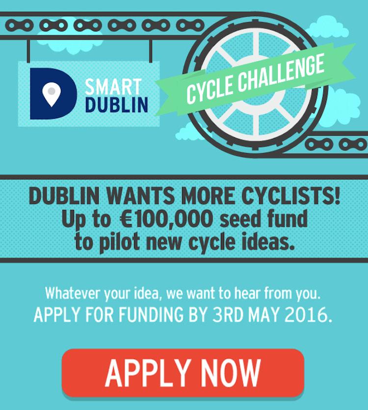 Smart Dublin Cycle Challenge