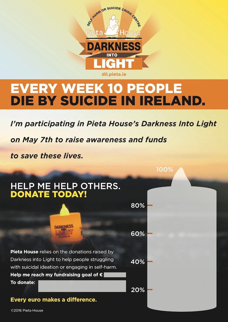 Darkness Into Light poster