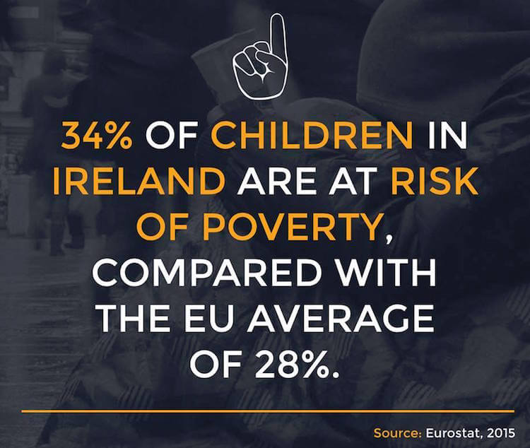 One For Ireland statistic
